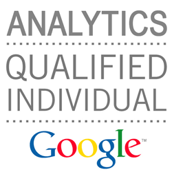 312 Analytics Google Certified